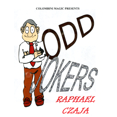 Odd Jokers by Wild-Colombini Magic - Trick