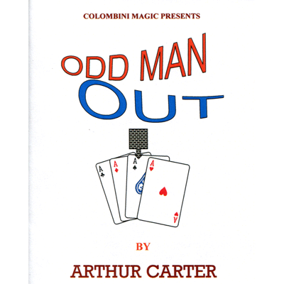 Odd Man Out by Wild-Colombini Magic - Trick