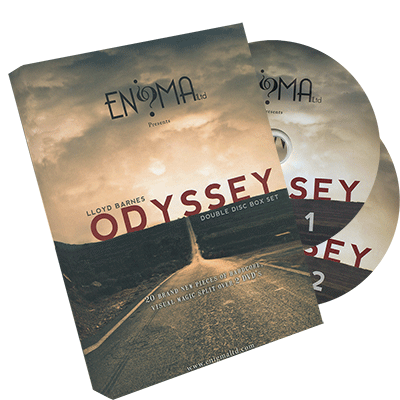 Odyssey (2 DVD set) by Lloyd Barnes and Enigma Ltd. - DVD