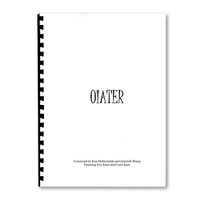Oiater by Tom Dobrowolski - Book