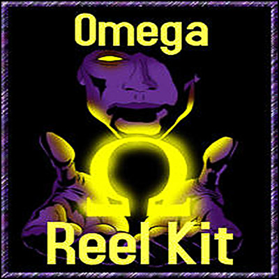 Omega Reel Upgrade Kit - Trick