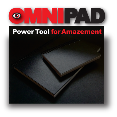 Omni-pad Mini(Close-up) by Mark Zust - Trick