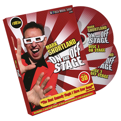 On and Off Stage by Mark Shortland and World Magic Shop