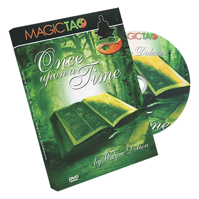 Once Upon a Time (DVD and Gimmicks) by Wayne Dobson and MagicTao - DVD