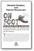 On Foot - Sanders & Reymond