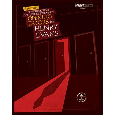 Opening Doors by Henry Evans & Vernet