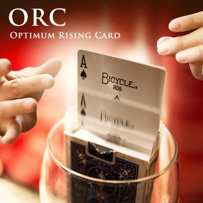 O.R.C.(Optimum Rising Card) by Taiwan Ben - Trick