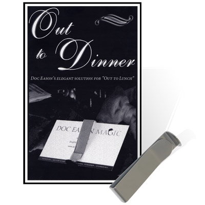 Out To Dinner by Doc Eason - Trick