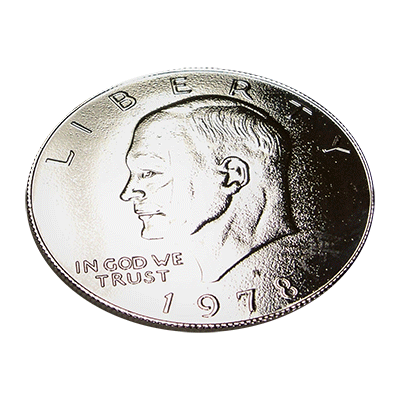 Kennedy Palming Coin (Dollar Sized) You Want it We Got it
