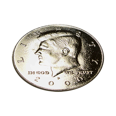 Kennedy Palming Coin (Half Dollar Sized) - You Want It We Got It