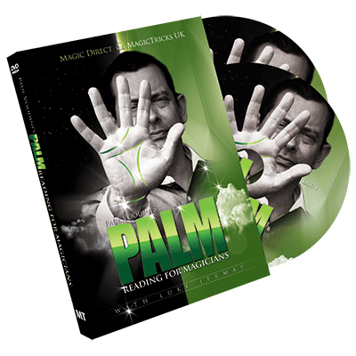 Palm: Palm Reading for Magicians by Paul Voodini and Luke Jermay - DVD