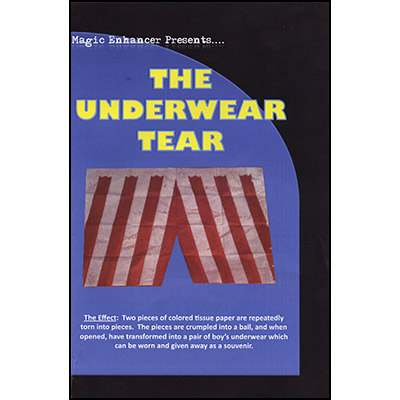 The Underwear Tear (Boys) - Trick