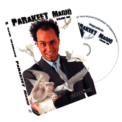 Parakeet Magic - Dave Womach - DVD