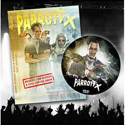 Parrot FX (Dave Womach LIVE) by Dave Womach - DVD