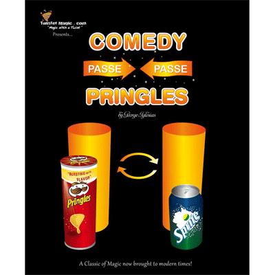 Passe Passe Pringles by Twister Magic