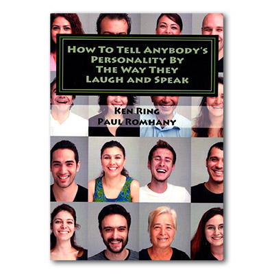 How to Tell Anybodys Personality - the way they Laugh and Speak - Paul Romhany - Libro de Magia