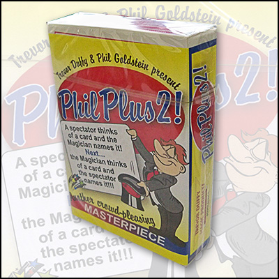 Phil Plus 2 by Trevor Duffy - Trick