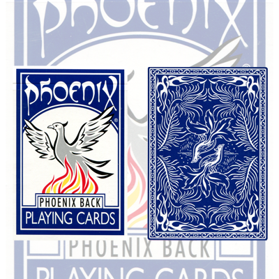 Phoenix Deck (Blue) by Card-Shark - Trick