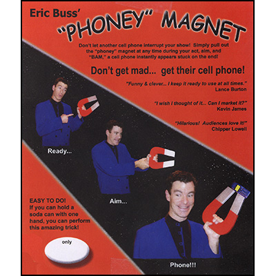 Phoney Magnet Version 2 by Eric Buss - Trick