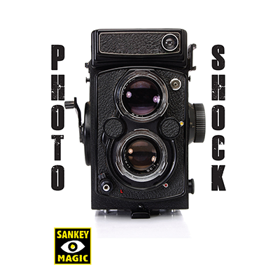 PHOTO SHOCK (DVD+GIMMICK) by Jay Sankey - Trick