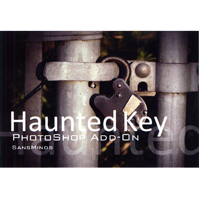 Photoshop Haunted Key (ADD ON) - Will Tsai and SansMindss
