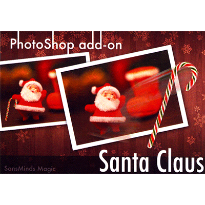 PhotoShop Santa Claus Edition (with Props) by Will Tsai and SM Productionz - Trick