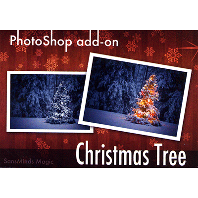 PhotoShop Christmas Tree Edition (with Props) by Will Tsai and SM Productionz - Trick