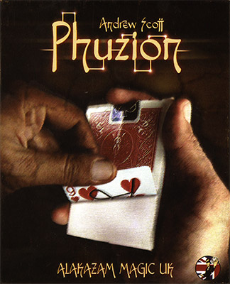 Phuzion (w/DVD) by Andrew Scott and Alakazam - Trick