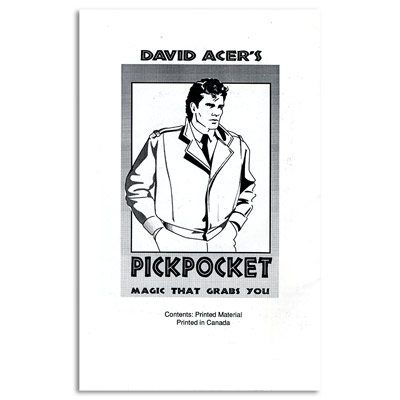 Pick Pocket by David Acer - Trick