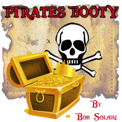 Pirates Booty by Bob Solari - Trick