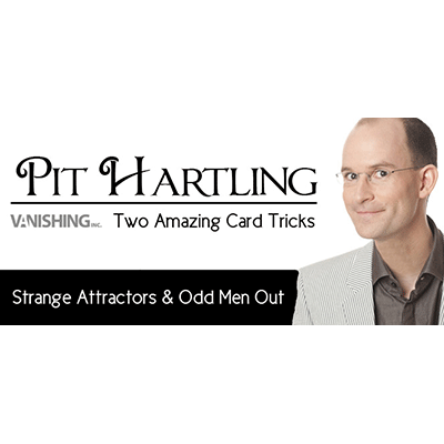 Two Amazing Card Tricks by Pit Hartling and Vanishing Inc. video DOWNLOAD