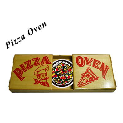 Pizza Oven by Premium Magic - Trick