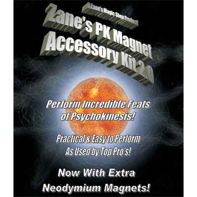 PK Magnet Accessory Kit 20 - Zane