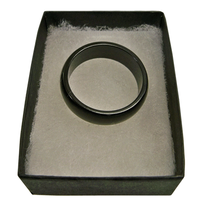 Wizard DarK G2 Style Non-Magnetic Ring CURVED (size 18mm)