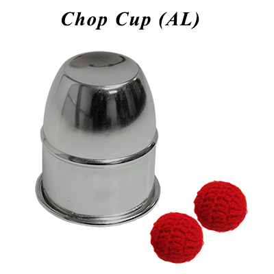 Chop Cup (AL) - Premium Magic