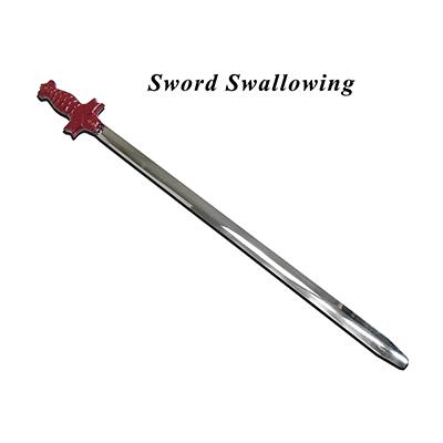 Sword Swallowing - Premium Magic