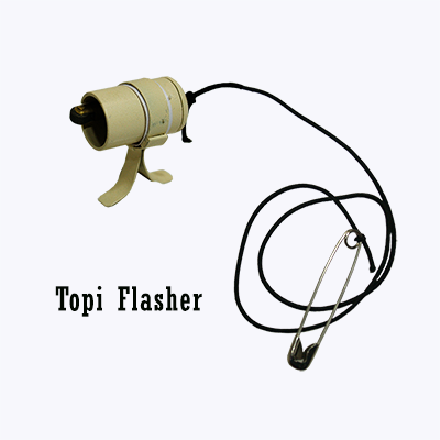 Topi Flasher - Premium Magic