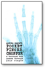 Pocket Finger Chopper by Andrew Mayne - Book