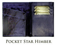 Pocket Star Himber Wallets (pocket size)