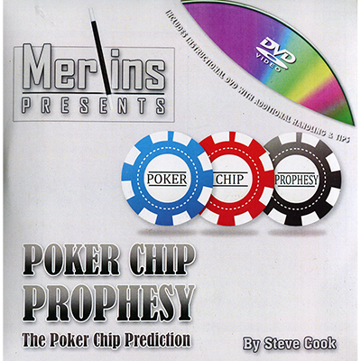 Poker Chip Prophesy by Steve Cook - Trick