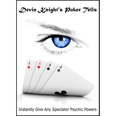 Poker Tells by Devin Knight - Tricks