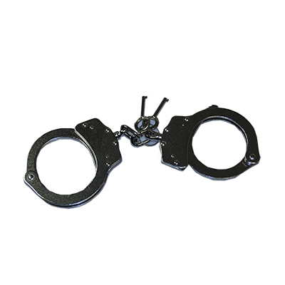 Police Handcuffs (with keys)