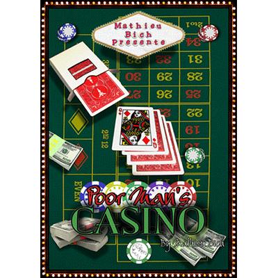 Poor Man's Casino by Mathieu Bich