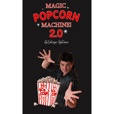 Popcorn 2.0 (with DVD) by Twister Magic - Trick