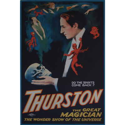 Thurston (Spirits Come Back 2) Poster