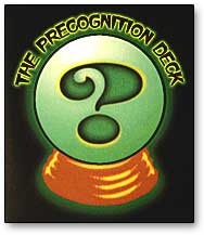 Precognition Deck by Chris Kenworthey - Trick