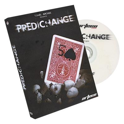 PrediChange (DVD + Gimmick) by Yonel Arcade - Trick