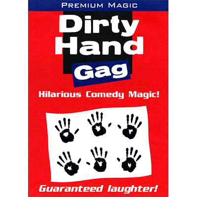 Dirty Hand Gag - Premium Magic