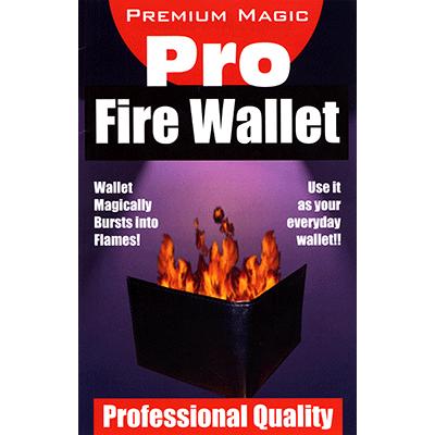 Fire Wallet - Premium Magic