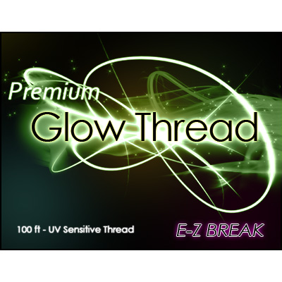 Premium Glow Thread (100 feet) - Trick